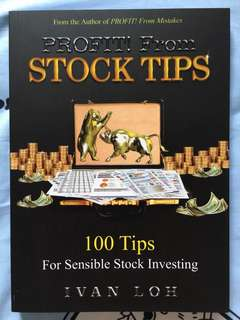 Book - Profit from stock tips