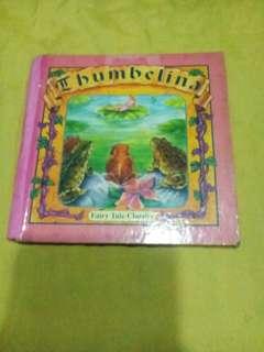 Thumbelina Story Book