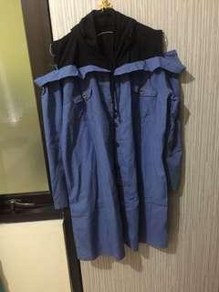 Sabrina Dress Jeans Bangkok