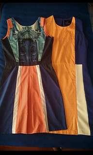 Bundle sale! Plains and prints dresses
