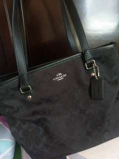 PRELOVED AUTHENTIC COACH BAG!!!