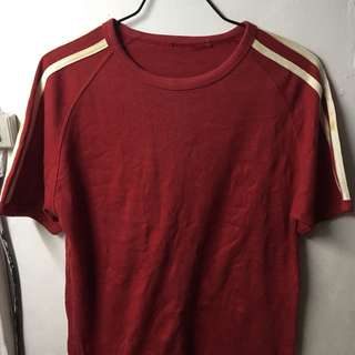 Red shirt (adidas inspired)