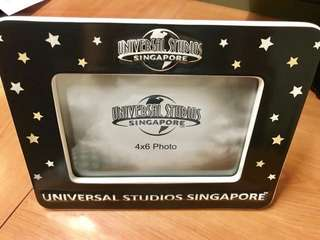 Universal studios singapore picture frame