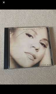 Cd box C2 - Mariah Carly Music B