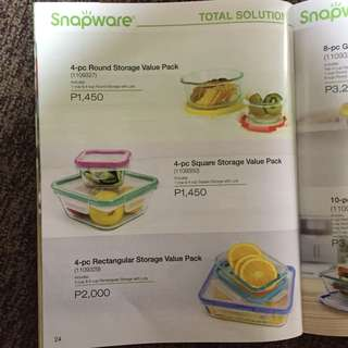 Snapware Glassware and Glass Storage Sets, Glass Pitchers, Utensils
