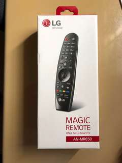 Magic Remote (LG TV)