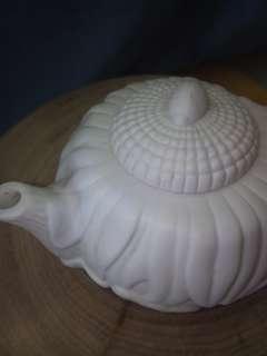 📣📣📣~白瓷南瓜茶壼