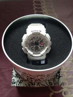 Casio Baby G Shock Hello Kitty Collection