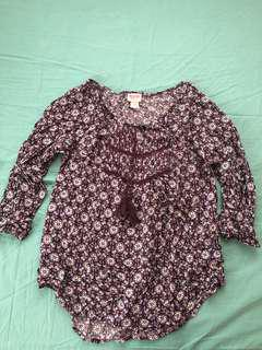 Mossimo Summer Top