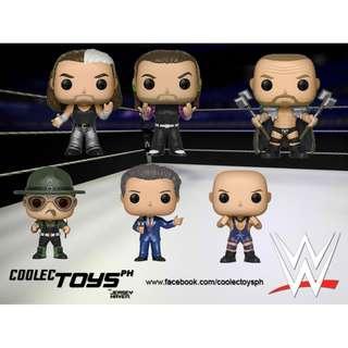PRE-ORDER WWE