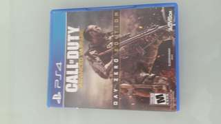 PS4 Games Call of Duty: Advanced Warfare Day Zero Edition