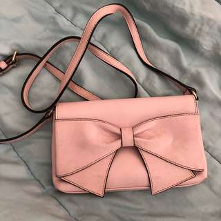 ORI100% | Kate Spade Ribbon Sling Bag