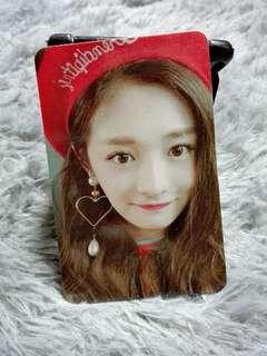 Pristin Kyulkyung Pinky Official Photocard
