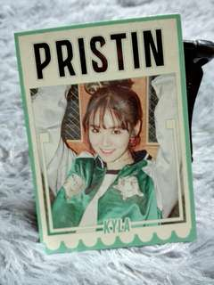 Pristin Kyla Official Photocard
