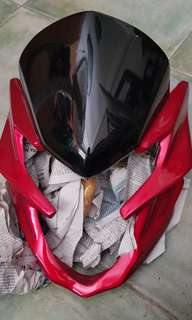 Fz16 headcowl