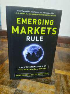 *NEW BOOK* Emerging Markets Rule  #POST1111