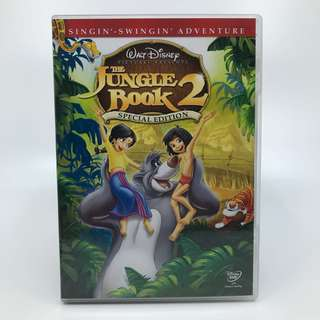 The Jungle Book 2 DVD