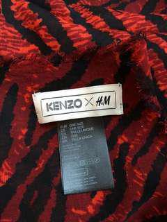 H&M X Kenzo Scarf