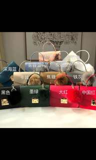 Furl* bag Discount 送毛毛球