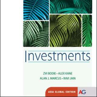Investments Asia Global Edition