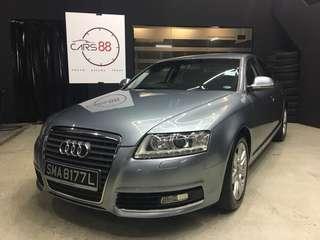 Audi A6 2.0 Auto TFSI Multitronic