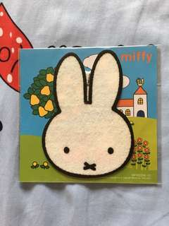 Miffy - Iron on sticker