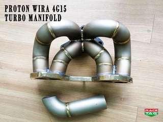 PROTON WIRA 4G15 TURBO MANIFOLD