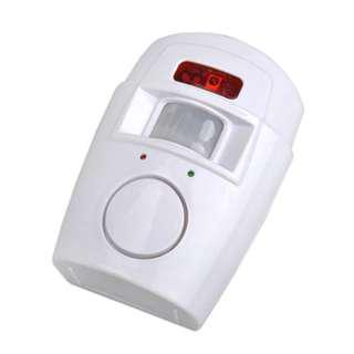 1438. Home Security Remote Controlled Intruder Alarm Patent Protected Body Size YL-105