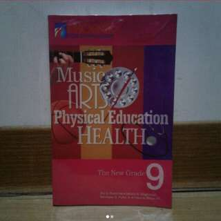 Music, Arts, Physical Education and Health (Grade 9)