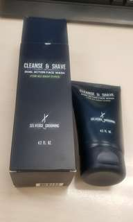 Selvedge Grooming 2-IN-1 Antioxidant Rich Face Wash (Cleanse & Shave)