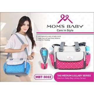 Diaper Bag Moms Baby Motif 3022