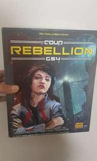 COUP Rebellion