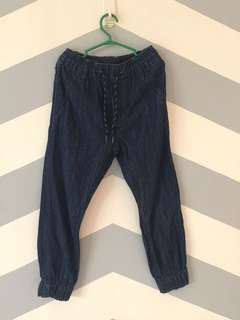 H&M Jogger Pants 3-4 Years Old