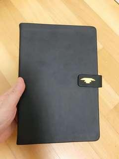 Louis Poulsen note book / pencil (black cover)