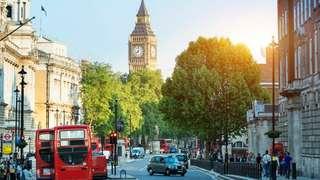 London flight tickets