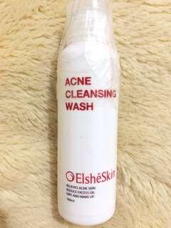 Else skin for acne ( cleanser, toner, sun screen gel) isi masi 35-40%