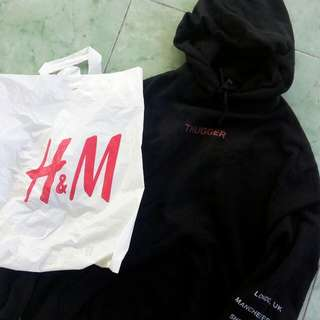 H&M x YOUNG THUG Hoodie HnM