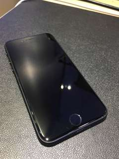 Apple iPhone 7 128GB (Black) #1893