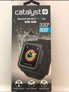 Apple Watch Catalyst Impact Protection