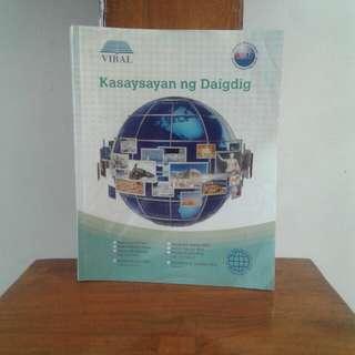 Kasaysayan ng Daigdig (Grade 9)