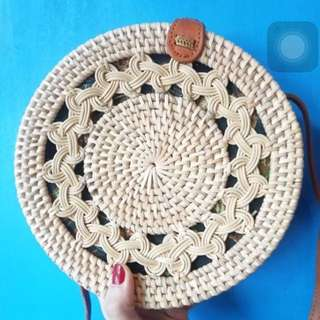 Rattan Bag made from Bali
