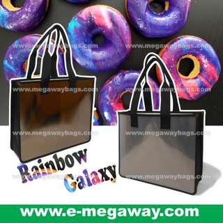 #Rainbow #Galaxy #Theme #Targeting #Universe #Science #Metallic #Space #UFO #Design #Designer #Chain #Store #Eco #Shop #Bag #Gifts #Merchandise #Show #Sellers #Buyers #Corporate #Gift-Bags #Tote #Sales #Marketing @MegawayBags #Megaway #MegawayBags #81661