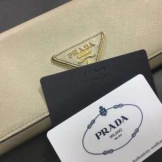 Prada Wallet真品authentic