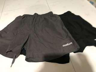 Reebok pants size XS price reduced