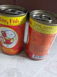茄汁沙丁魚(155g×2)