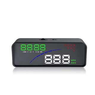 Car OBD HUD Display Head Up Speedometer