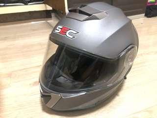 SEC Helmet (L) Gray