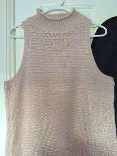 Cotton on Pink Knit Size M