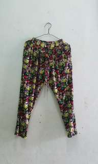 Colorfull baggy pants