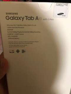 Samsung tab a 10.1 2016